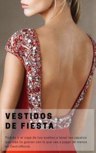 Vestido de Fiesta Con Funda de REGALO